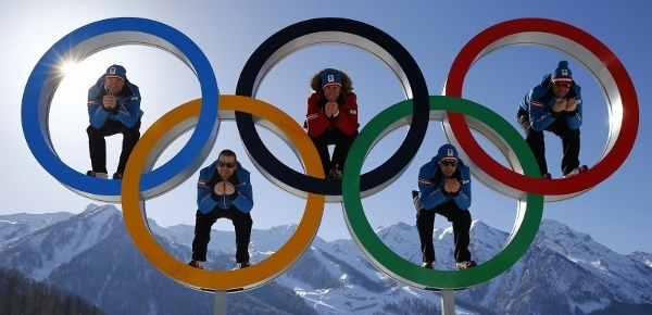 Newsjacking the Olympics